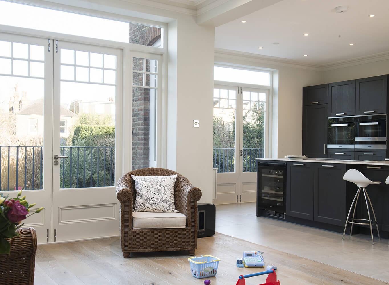 Teddington - Extension & kitchen renovation
