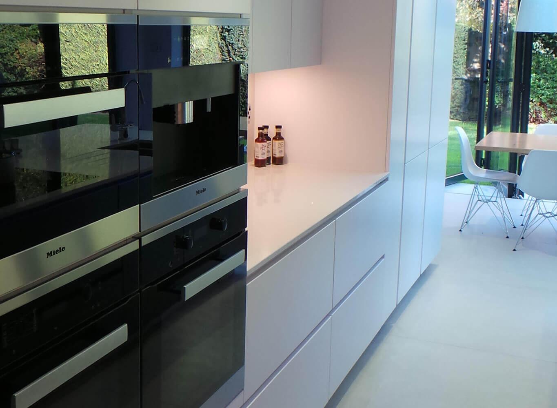 Long Ditton - Extension, renovation & kitchen