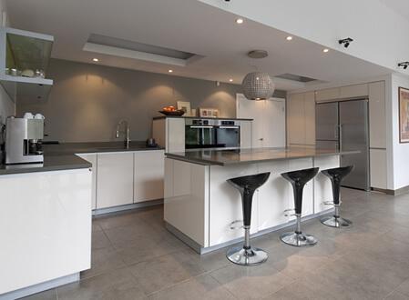 Oxshott - Kitchen renovation